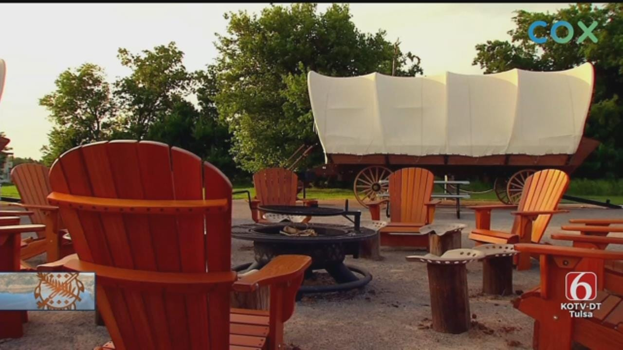 Glamping At Oklahoma's Orr Family Farm