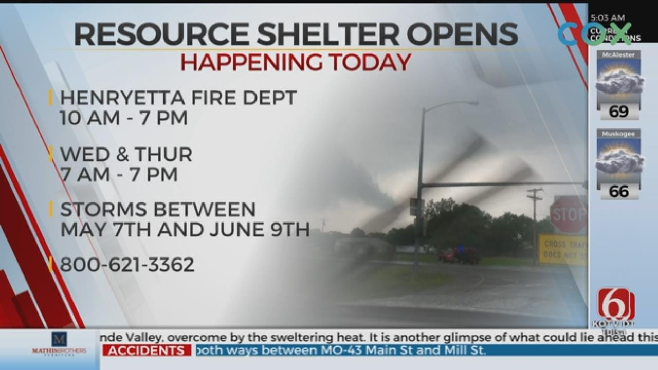 FEMA Will Be In Okmulgee County For 3 Days