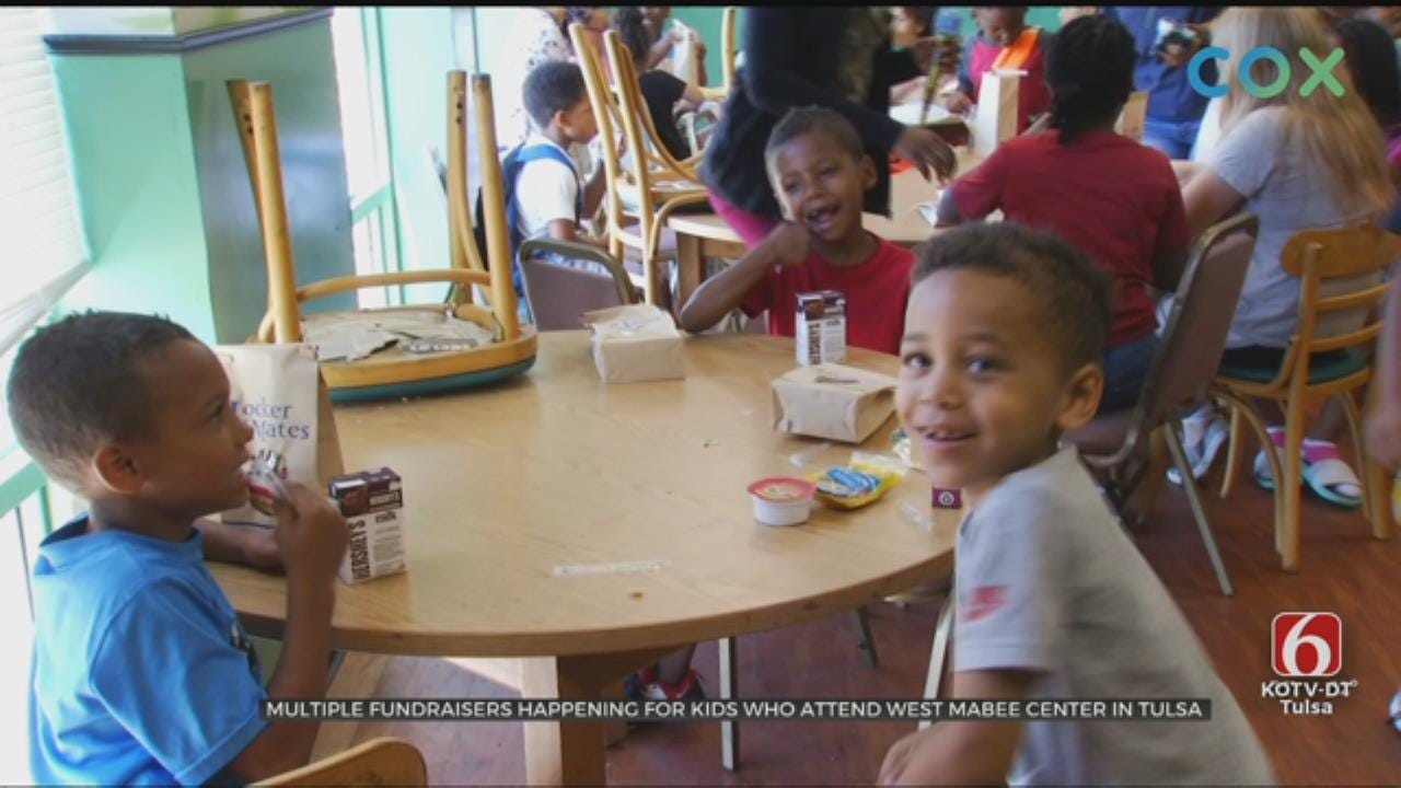 Fundraiser Campaign Aims To Help Kids At West Mabee Center In Tulsa
