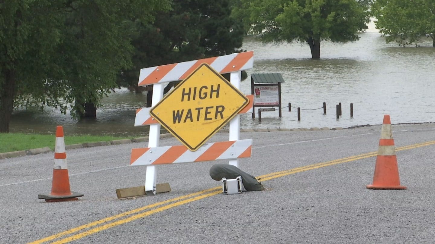 Oologah Lake Businesses Seeing Slow Down From Flooding