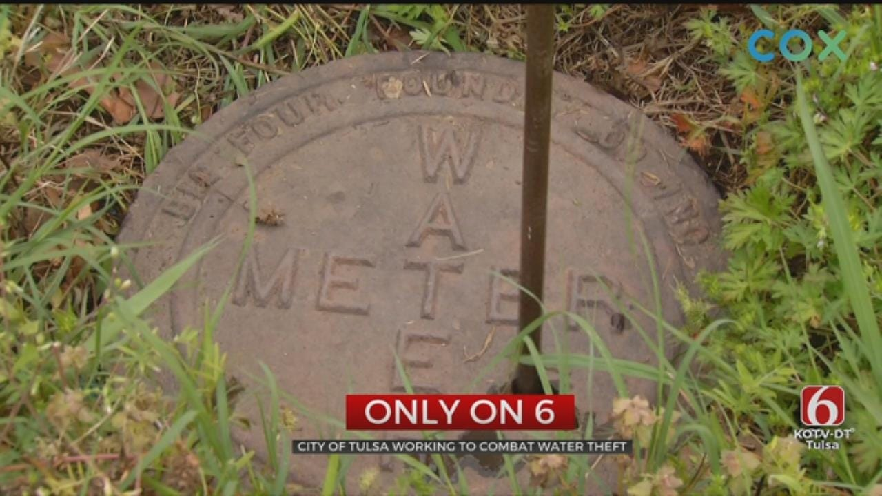 Water Theft Adds To Costs For Tulsa Residential Customers