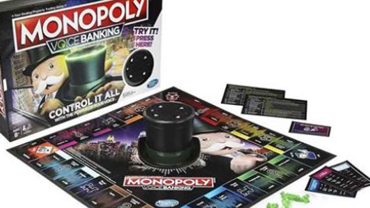 New Edition Of Monopoly Ditches Cash In Favor Of Digital Banker