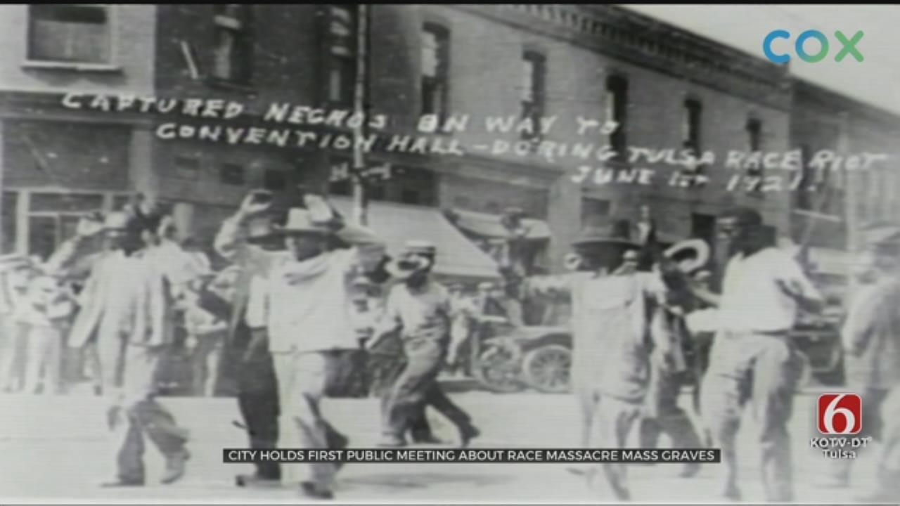 Tulsa African-American Resource Center Hosts Race Massacre Discussion
