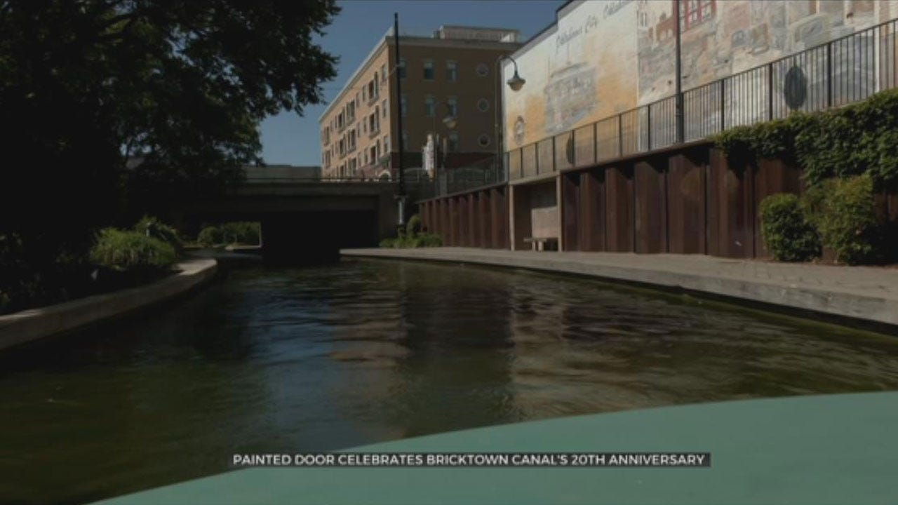 Downtown OKC Businesses Celebrate 20-Years Of The Bricktown Canal