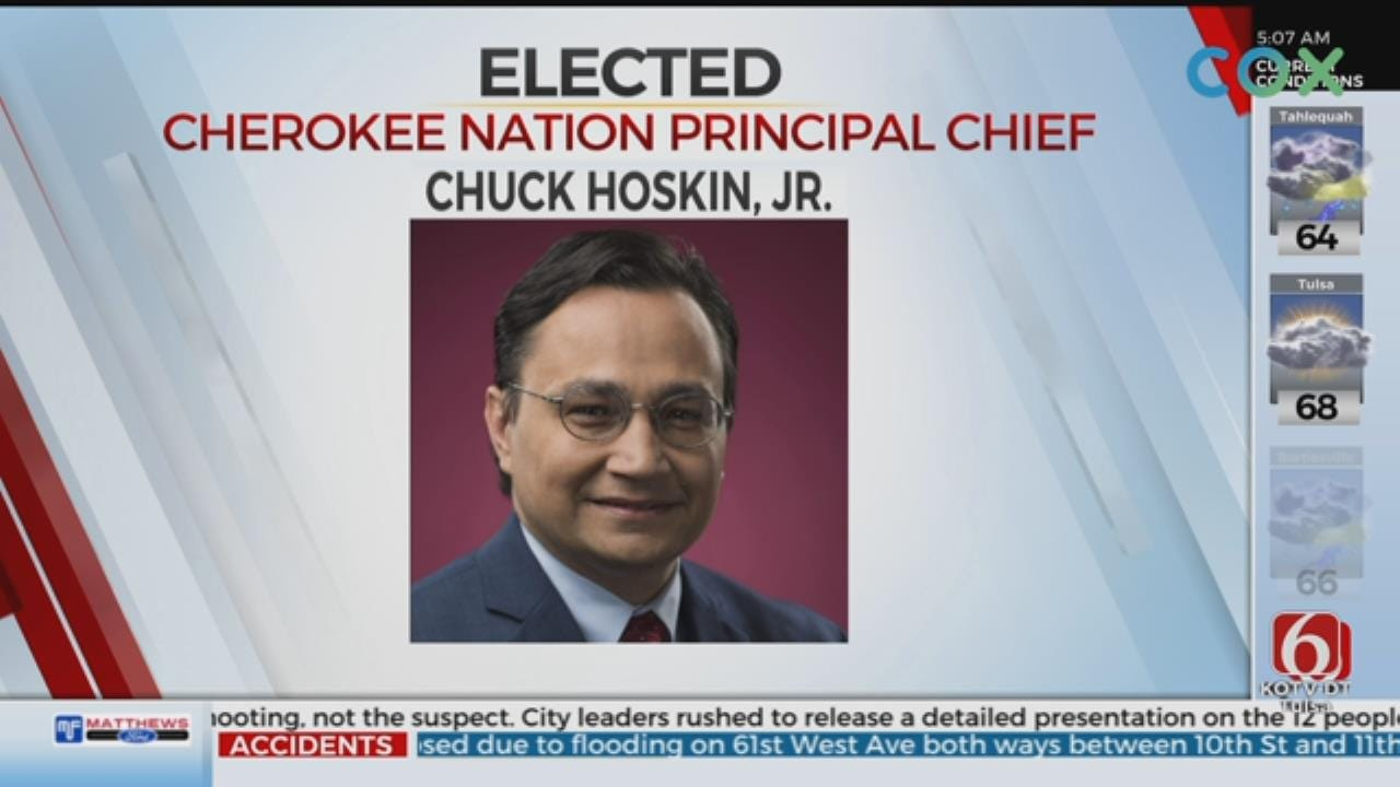 Former Secretary Of State For Cherokee Nation to Be Next Principal Chief