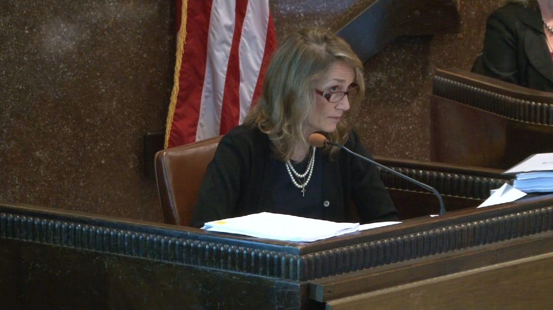 Johnson & Johnson Spokesperson Testifies In Oklahoma Opioid Trial