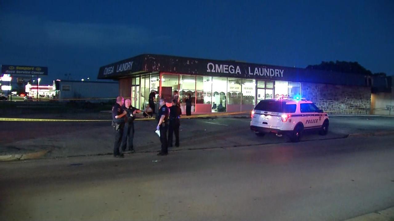 Tulsa Police Investigating Fatal Shooting At Laundromat