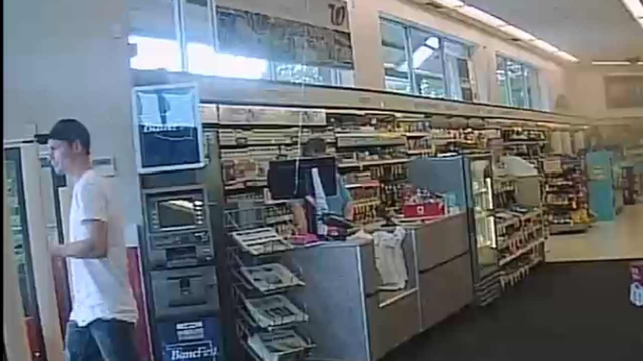 Broken Arrow Police Searching For Burglary Suspect
