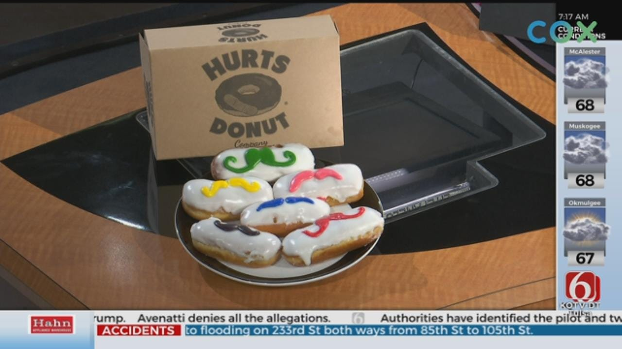 It's Here: Hurts Donut Co. Debuts The 'Travis Meyer' To Raise Money For Charity