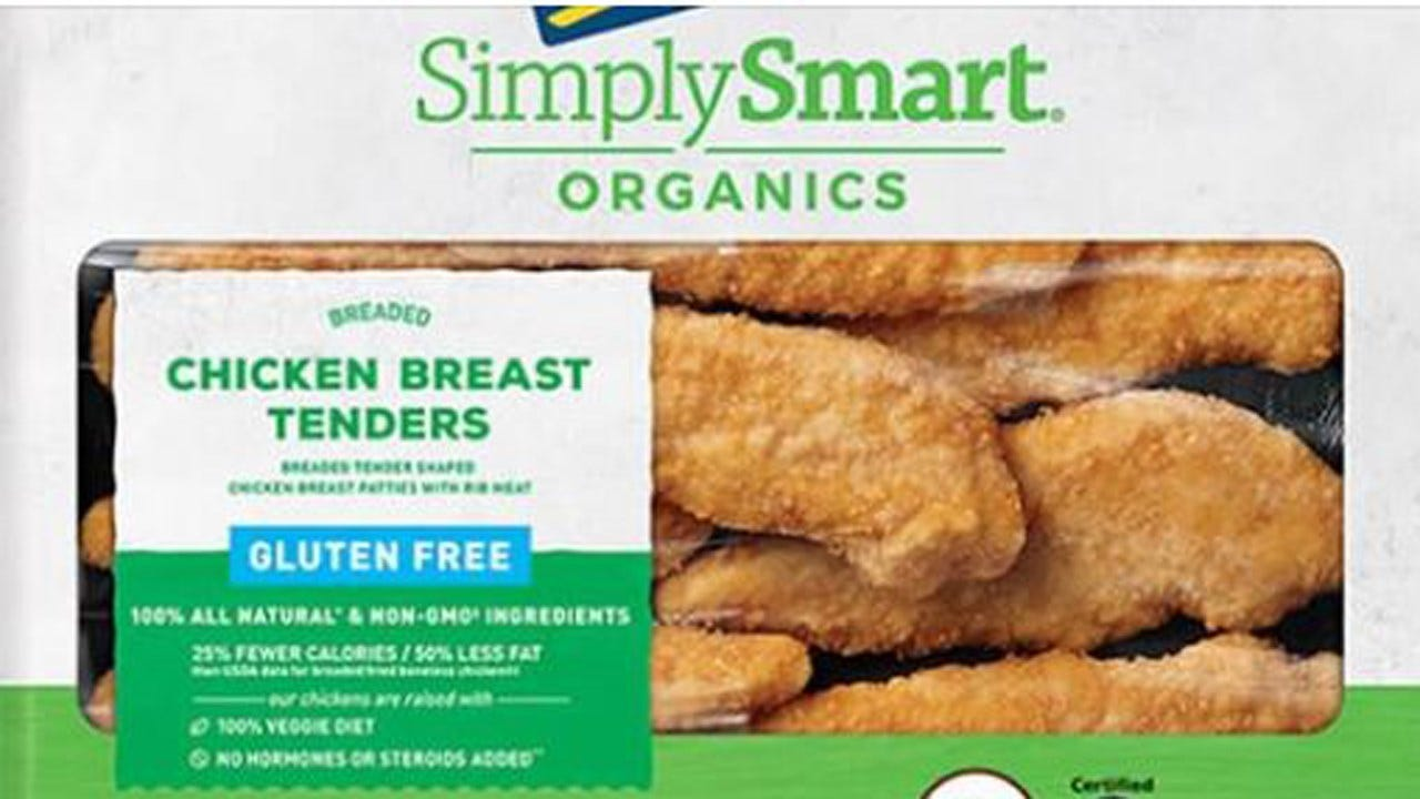 Perdue Recalls Nearly 16 Tons Of Organic Chicken Products