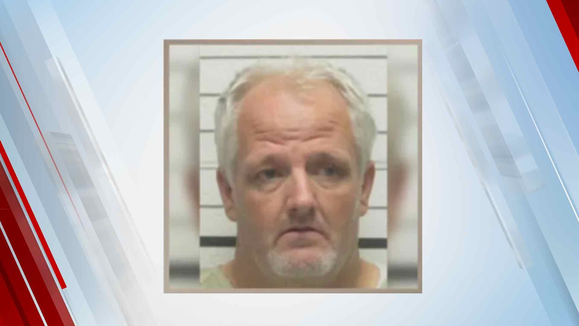 U.S. Marshals Most Wanted Suspect In Custody Following Creek County Pursuit