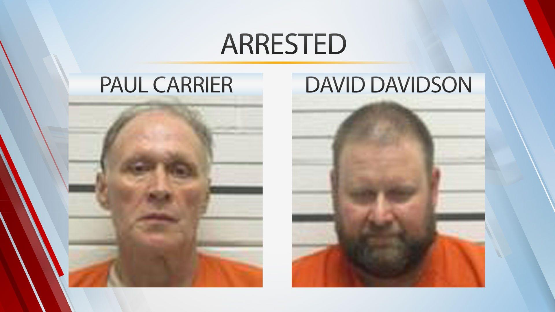 Arrests Made In Creek County Homicide, OSBI Says
