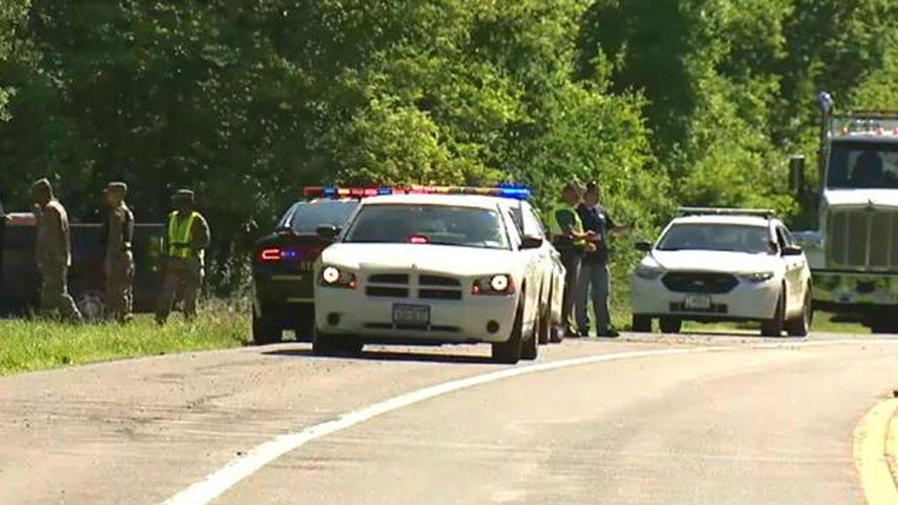 West Point Cadet Killed, 22 Injured In Rollover Crash