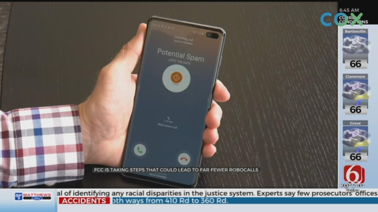 FCC Paves The Way For Widespread Blocking Of Robocalls
