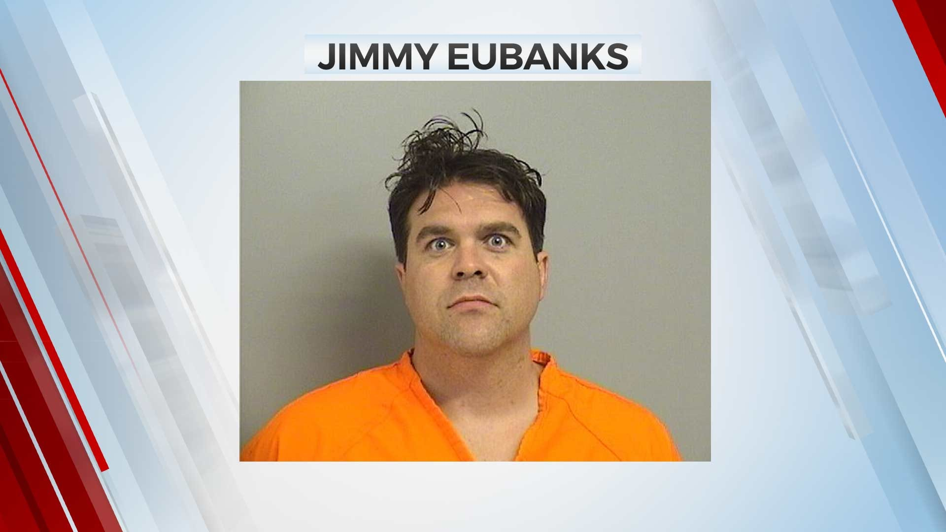 Fire Marshal: Tulsa Man Arrested For Setting His Own House On Fire