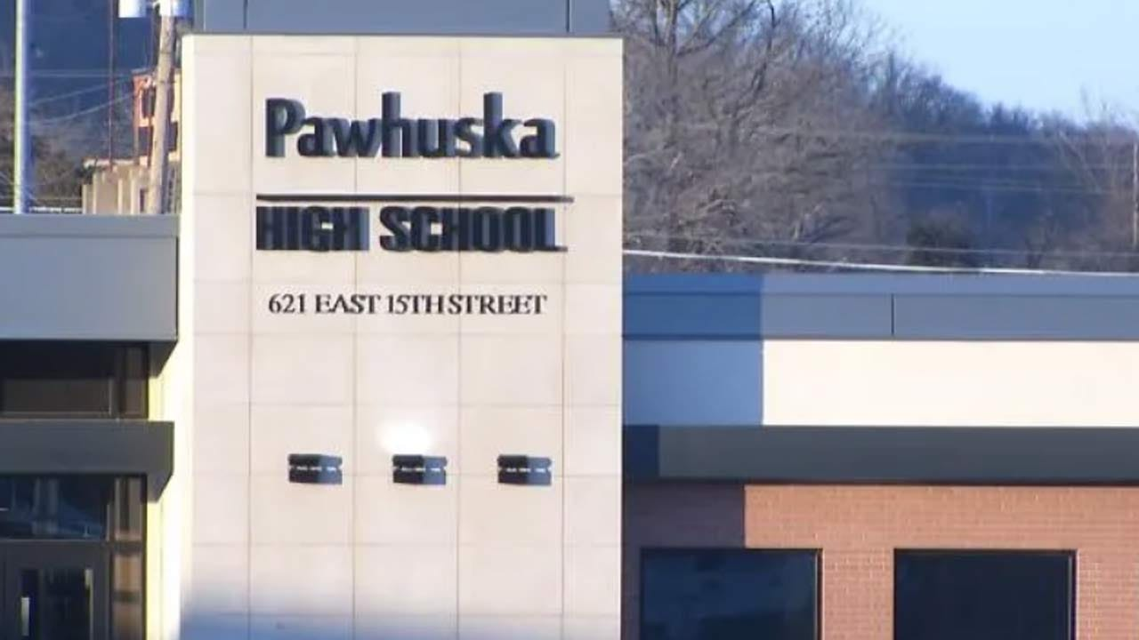 Pawhuska Police: Man Arrested For Threatening To 'Shoot Up' School