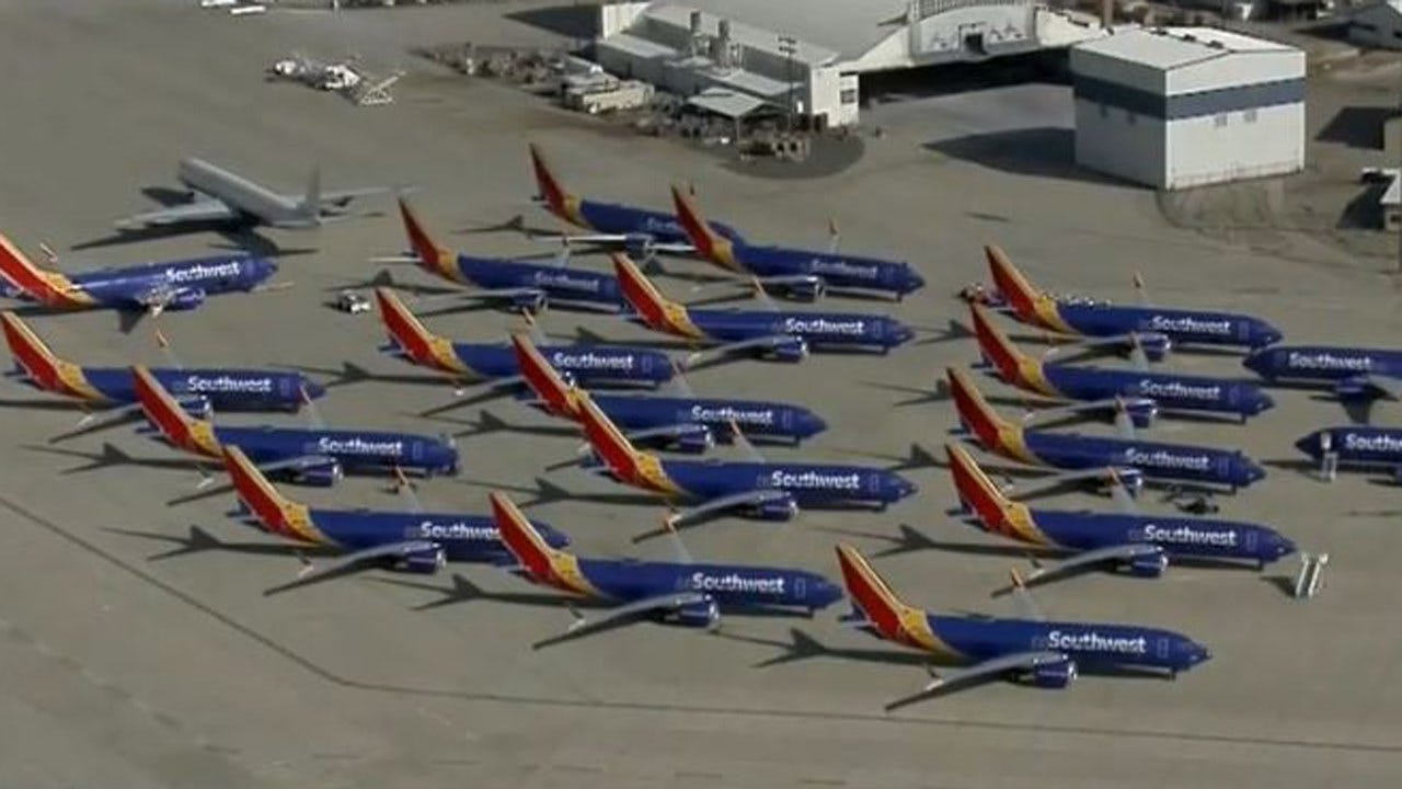 Southwest Airlines: Boeing Didn't Say It Deactivated Safety Alert