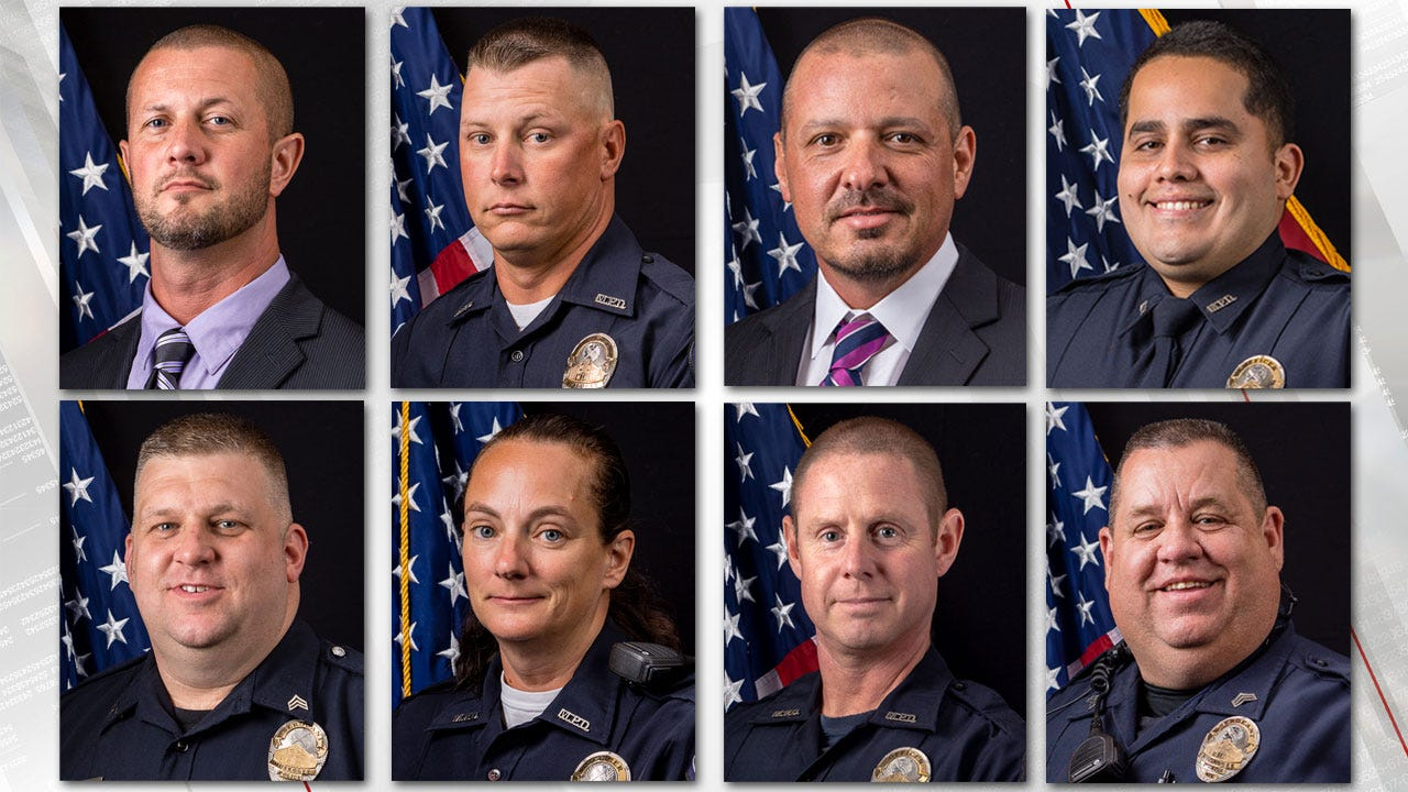 8 Muskogee Police Officers On Leave After Fatal Officer-Involved Shooting