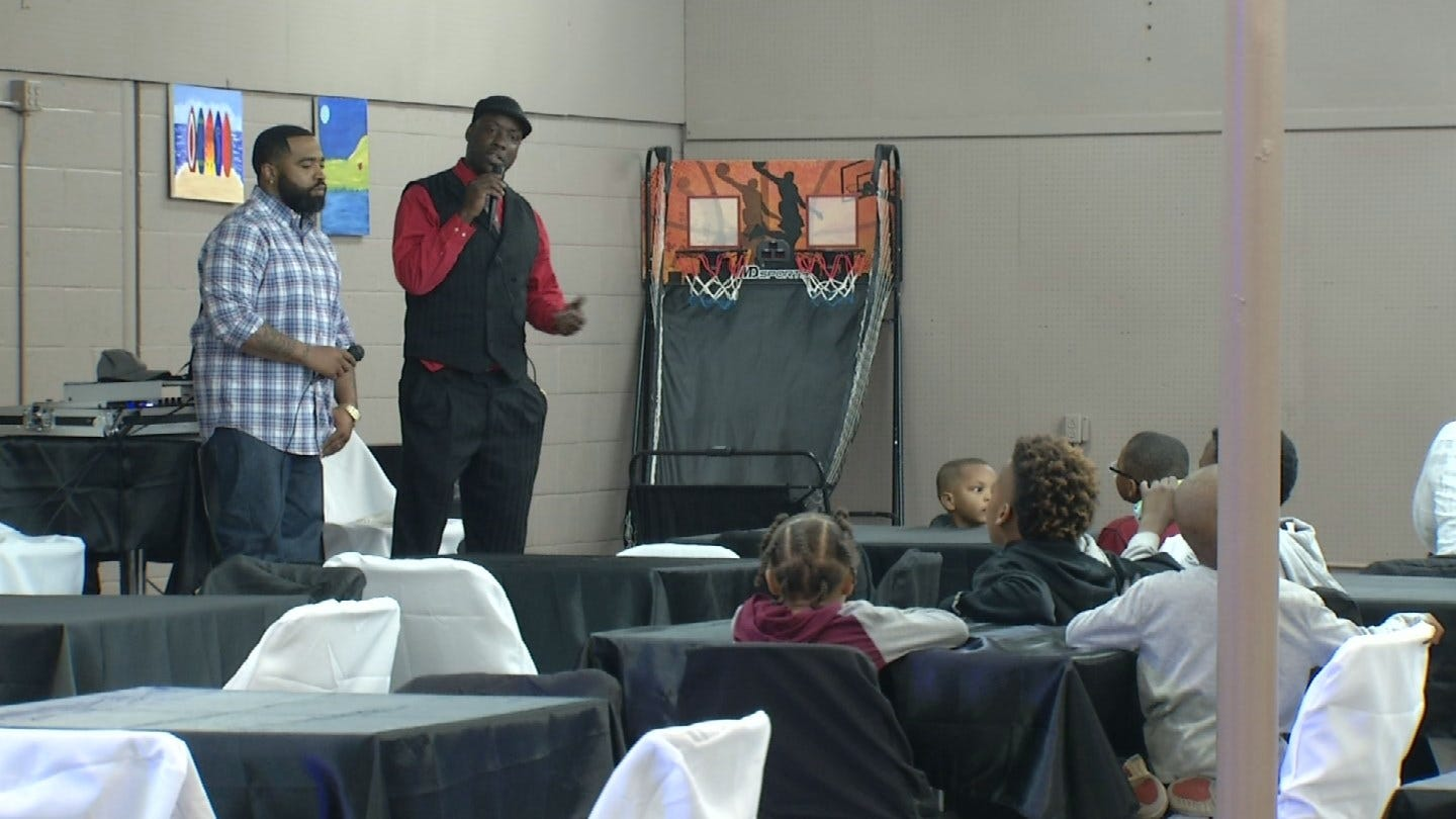 Former Convicts Lead Workshop For Young Men In Tulsa
