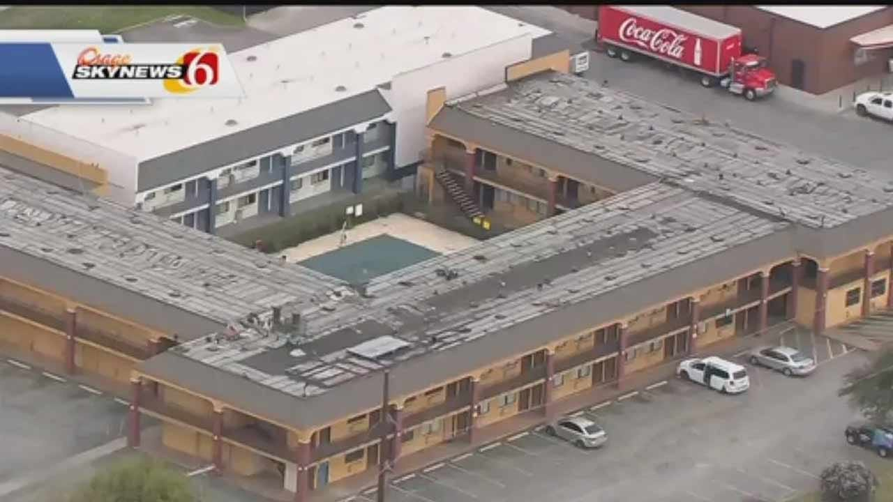 High-Crime Motels Near 11th & Garnett Forcing People From Their Homes