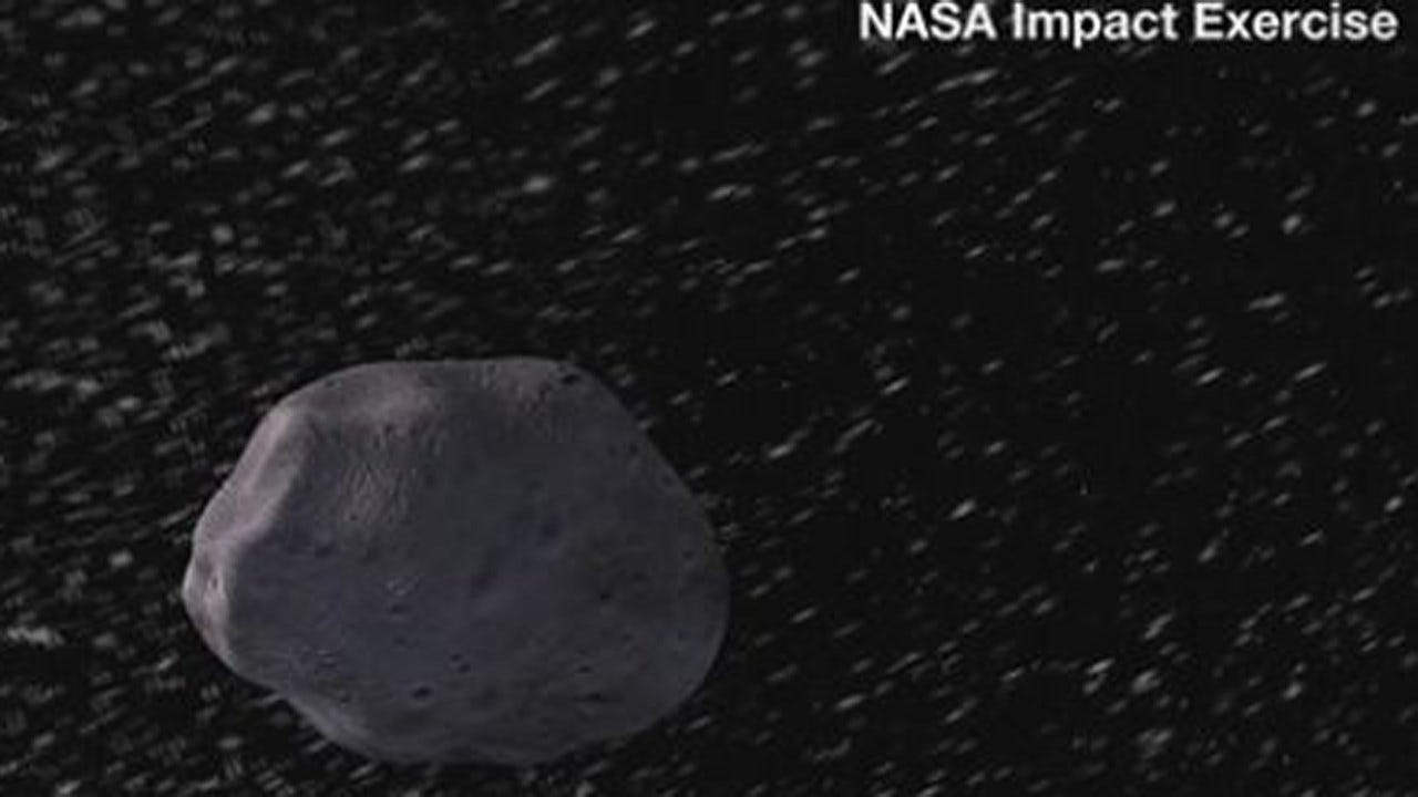 How NASA Would Keep An Asteroid From Hitting Earth