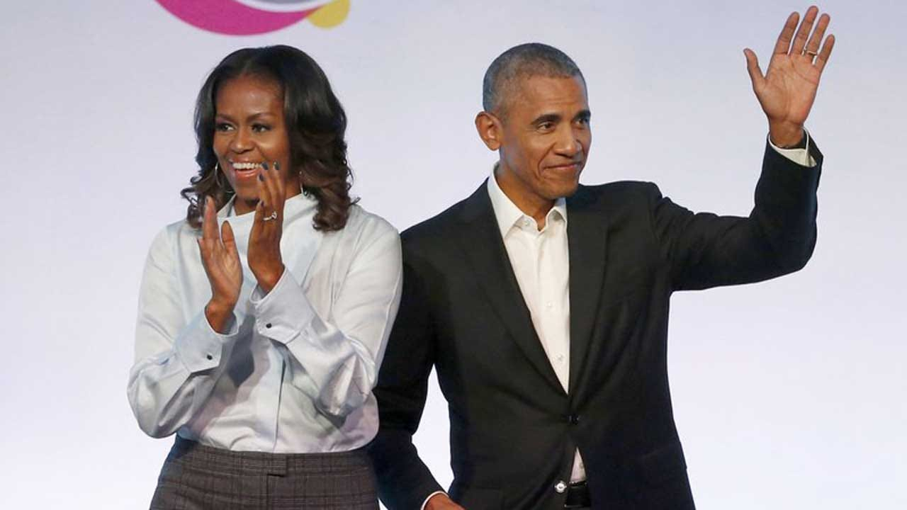 Obamas And Netflix Announce Series And Films