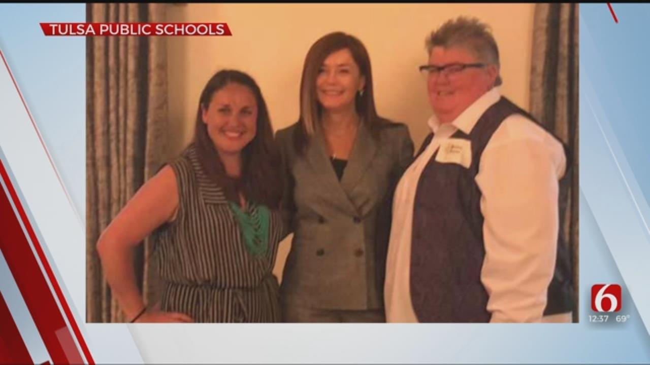 Tulsa Teacher, Support Staff Of Year Announced