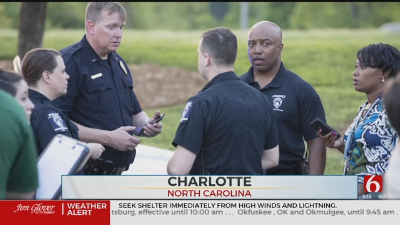 UNCC Shooting: 2 Dead, 4 Injured In Shooting At Charlotte Campus