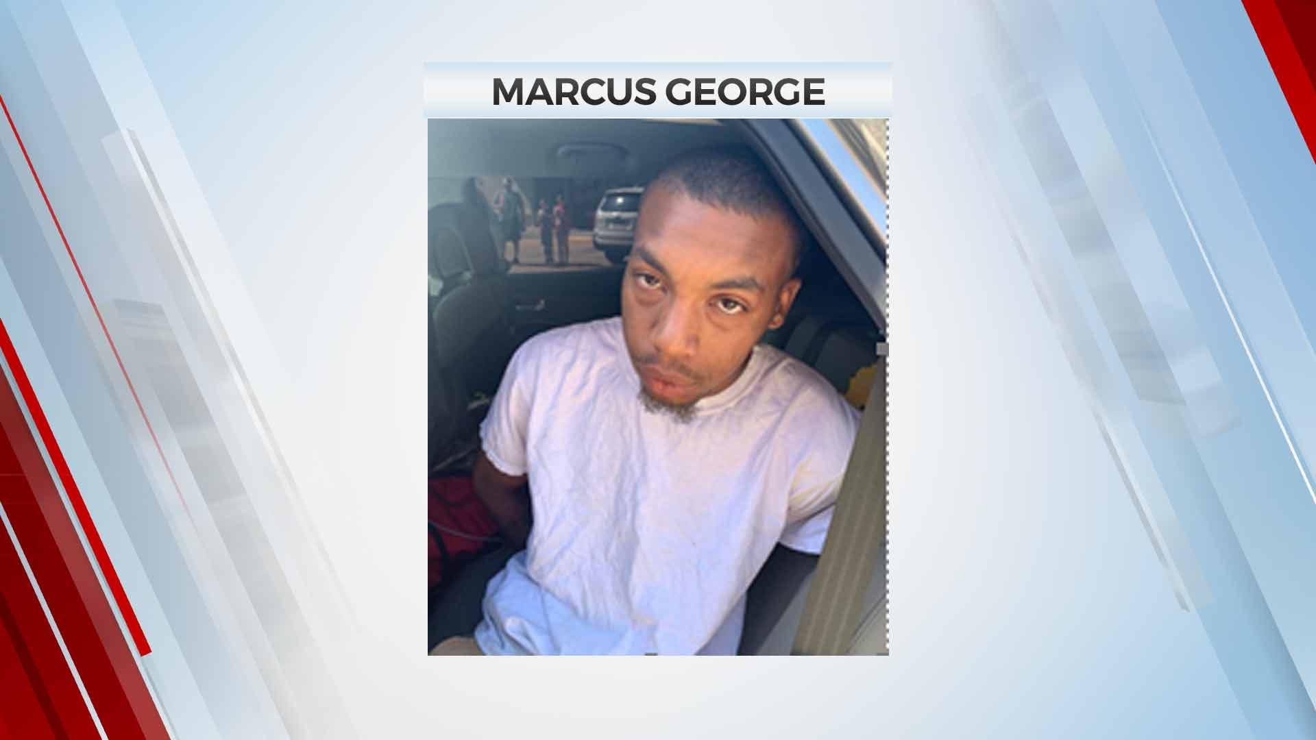 U.S. Marshals Arrest Arkansas Rape Suspect