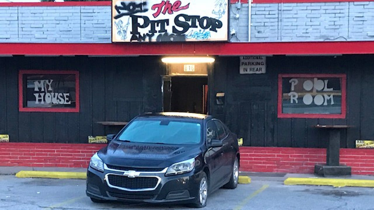 1 Person Shot At Tulsa Bar, Police Say
