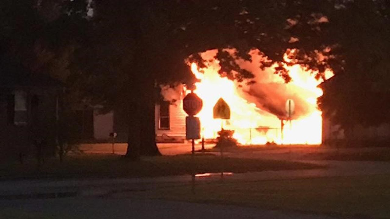 2 Killed In Pryor House Fire, State Fire Marshal Investigating