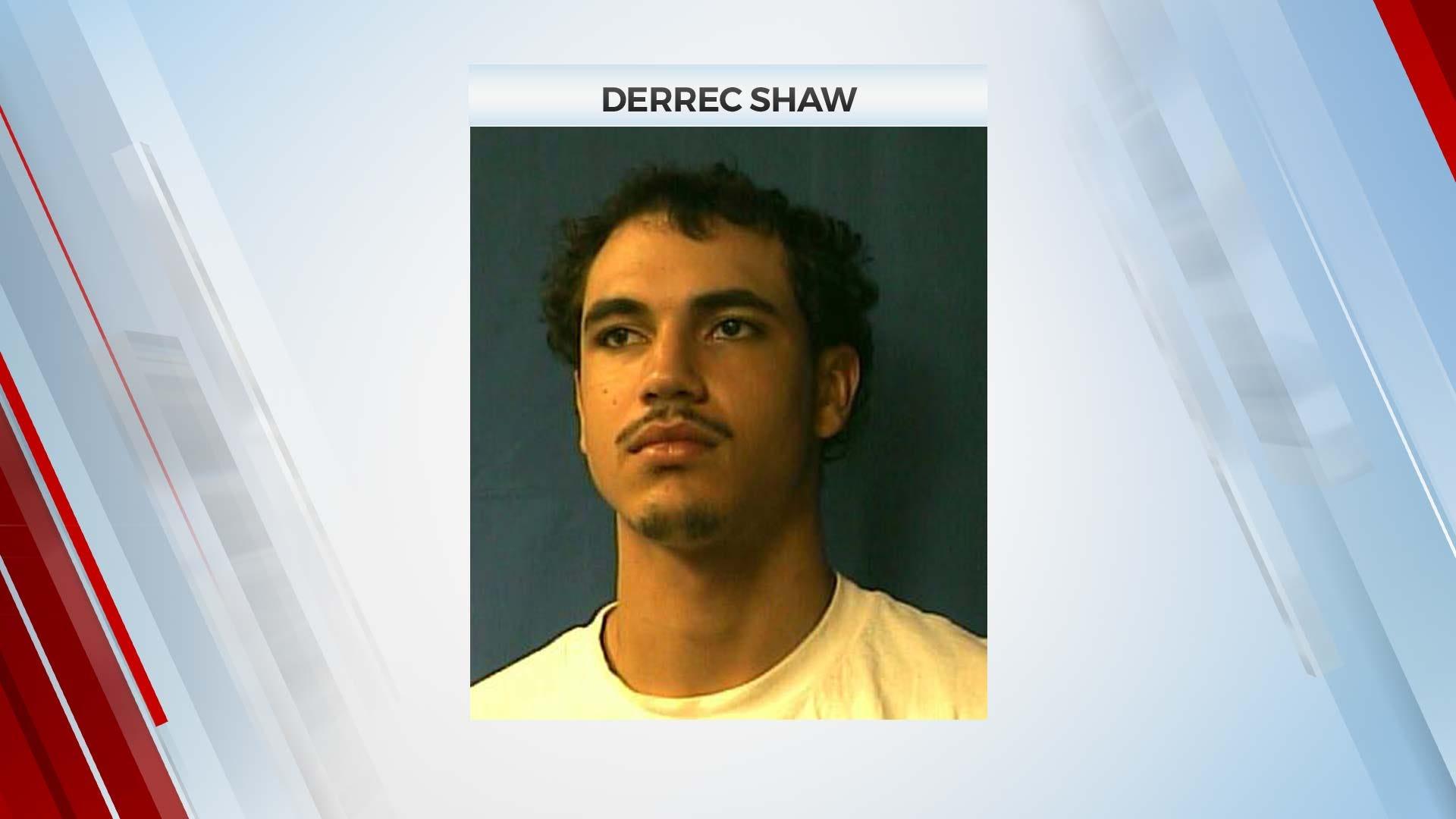 Tulsa Police Identify Man Who Shot 2 People Near I-44