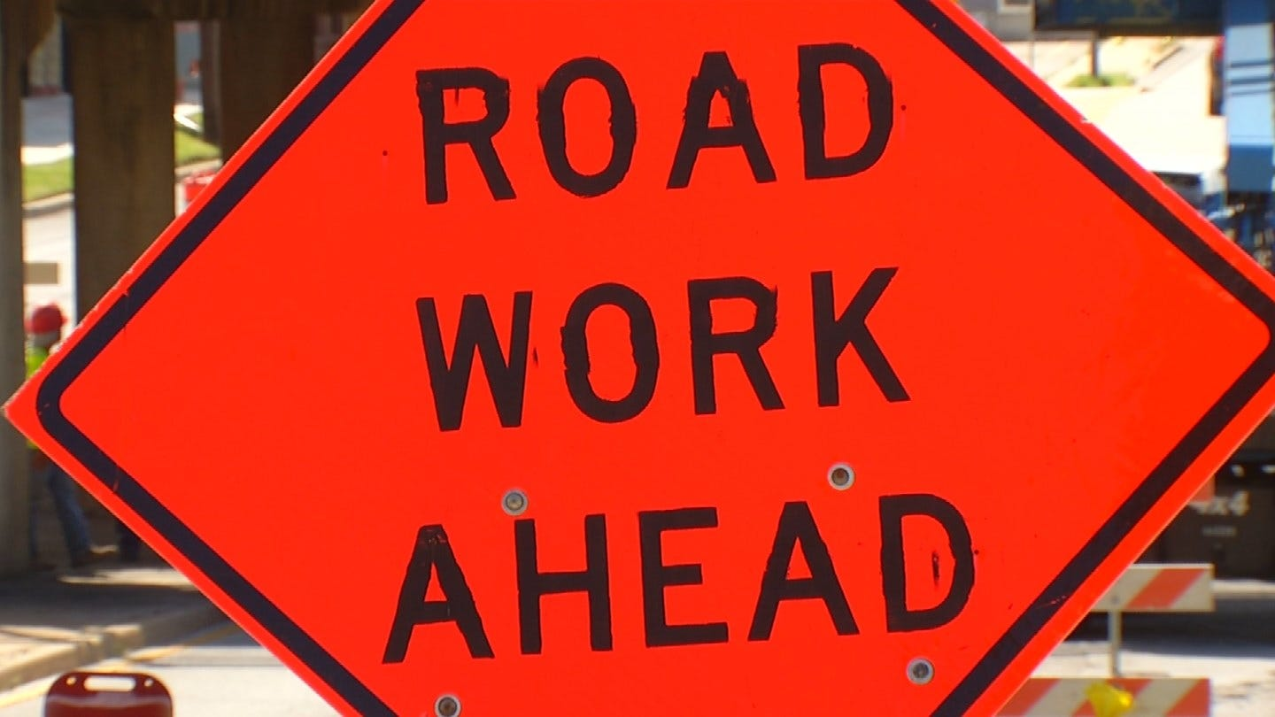 Road Work To Start Wednesday In Tulsa's Pearl District