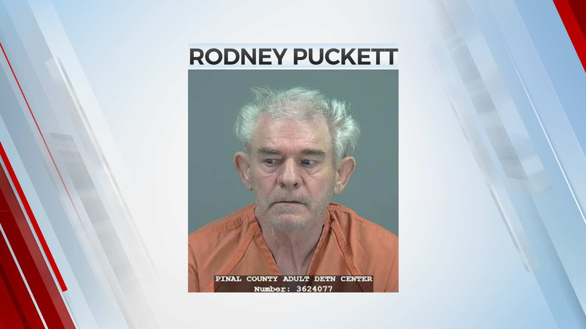 UPDATE: Sand Springs Man Stays In Jail After Driving With Wife's Body In Car