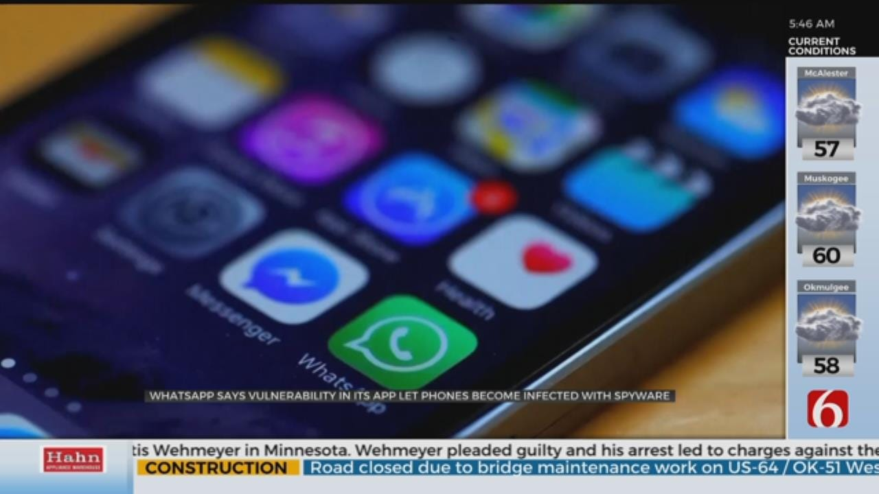 WhatsApp Flaw Let Hackers Install Spyware On Cellphones