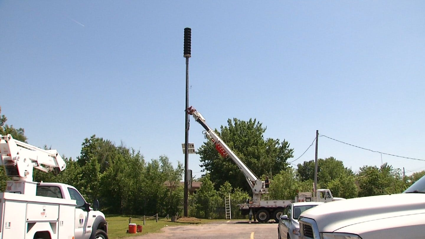 4 New Emergency Sirens Being Installed In Tulsa County