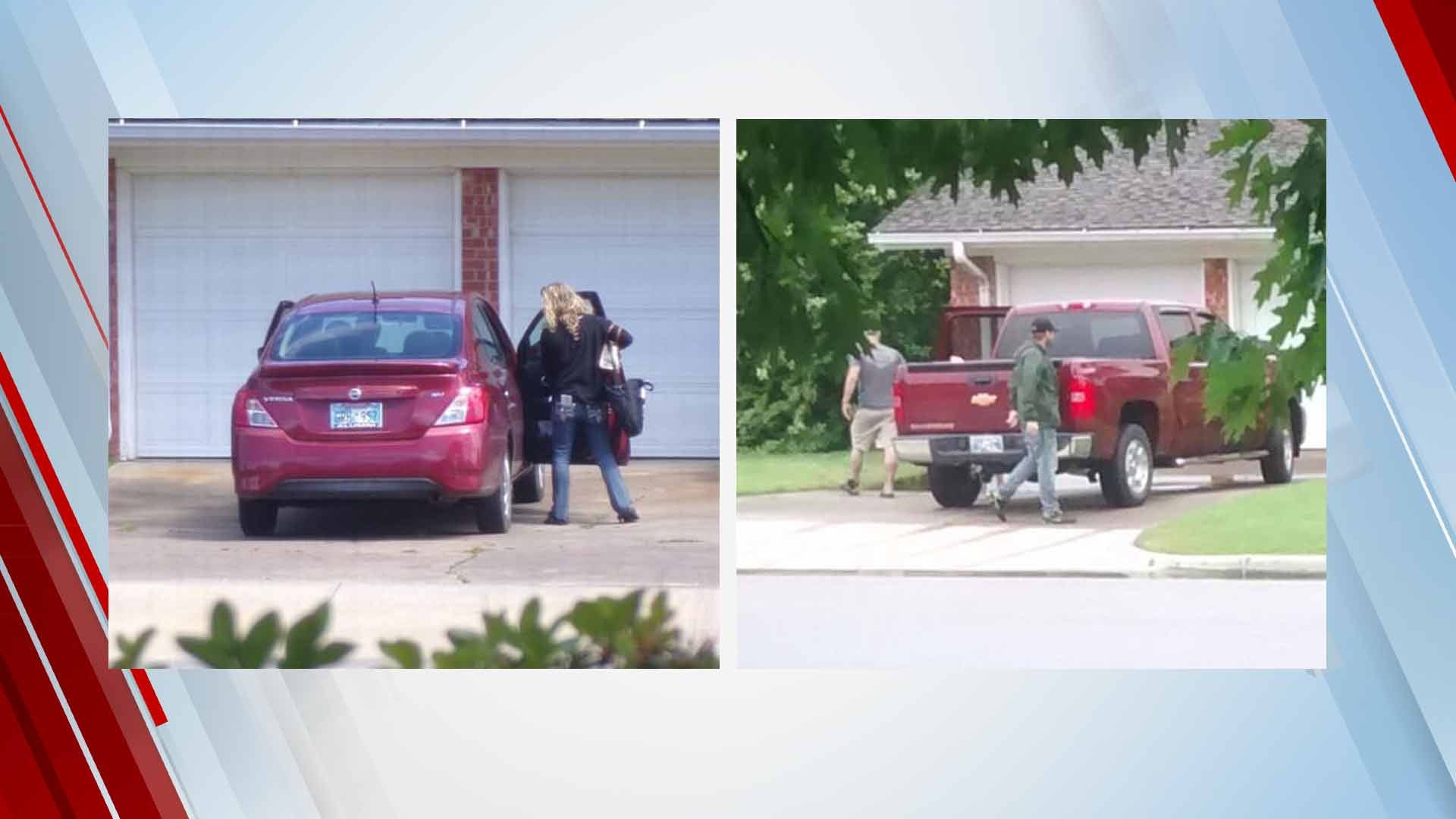 Tulsa Police Want To Speak To Persons Of Interest In House Burglary