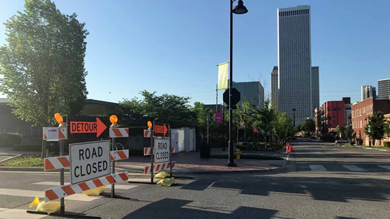 Downtown Tulsa Roads Closed For Mayfest; Shuttle Available Saturday & Sunday
