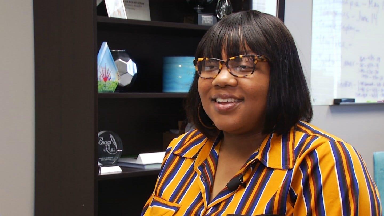 Tulsa Woman Back On Feet Thanks To Housing Authority Program