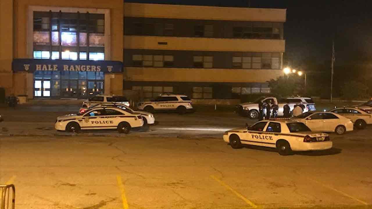 Burglary Alarm Leads Tulsa Police To Teens In Hale High School