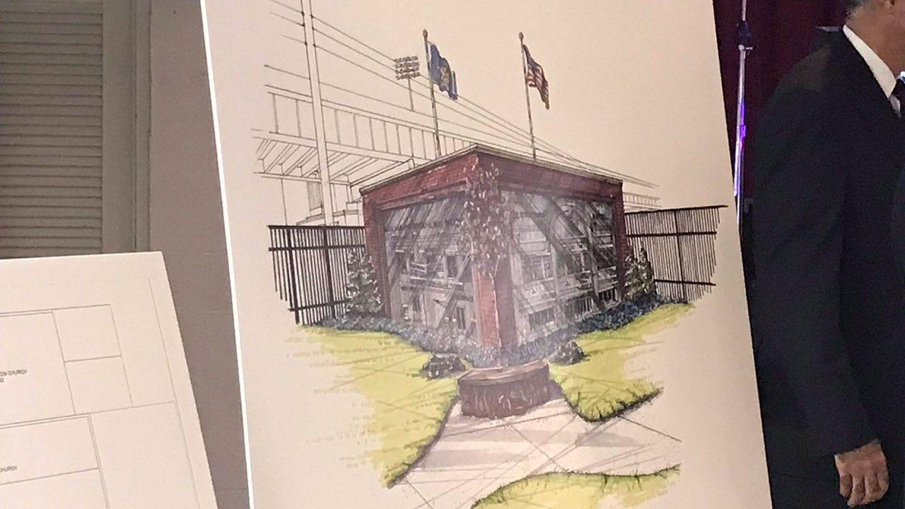 Plans Revealed For Memorial Honoring Black Wall Street, Tulsa Race Massacre