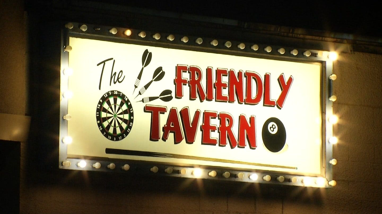 Police Investigating Shooting At 'Friendly Tavern' In Tulsa