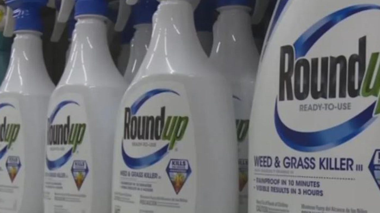 EPA Says Roundup Weed Killer Is Safe
