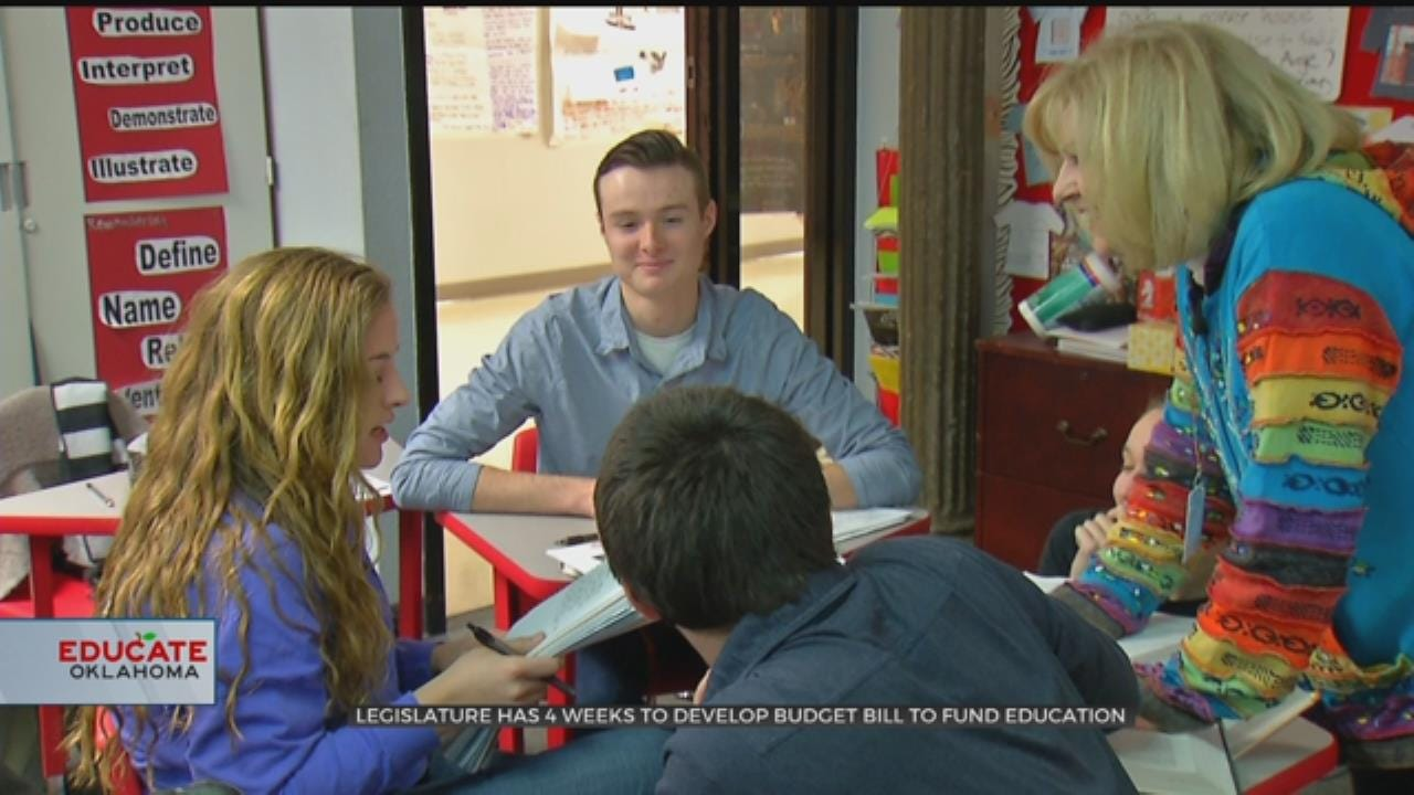 Oklahoma Education Funding Still Not Finalized
