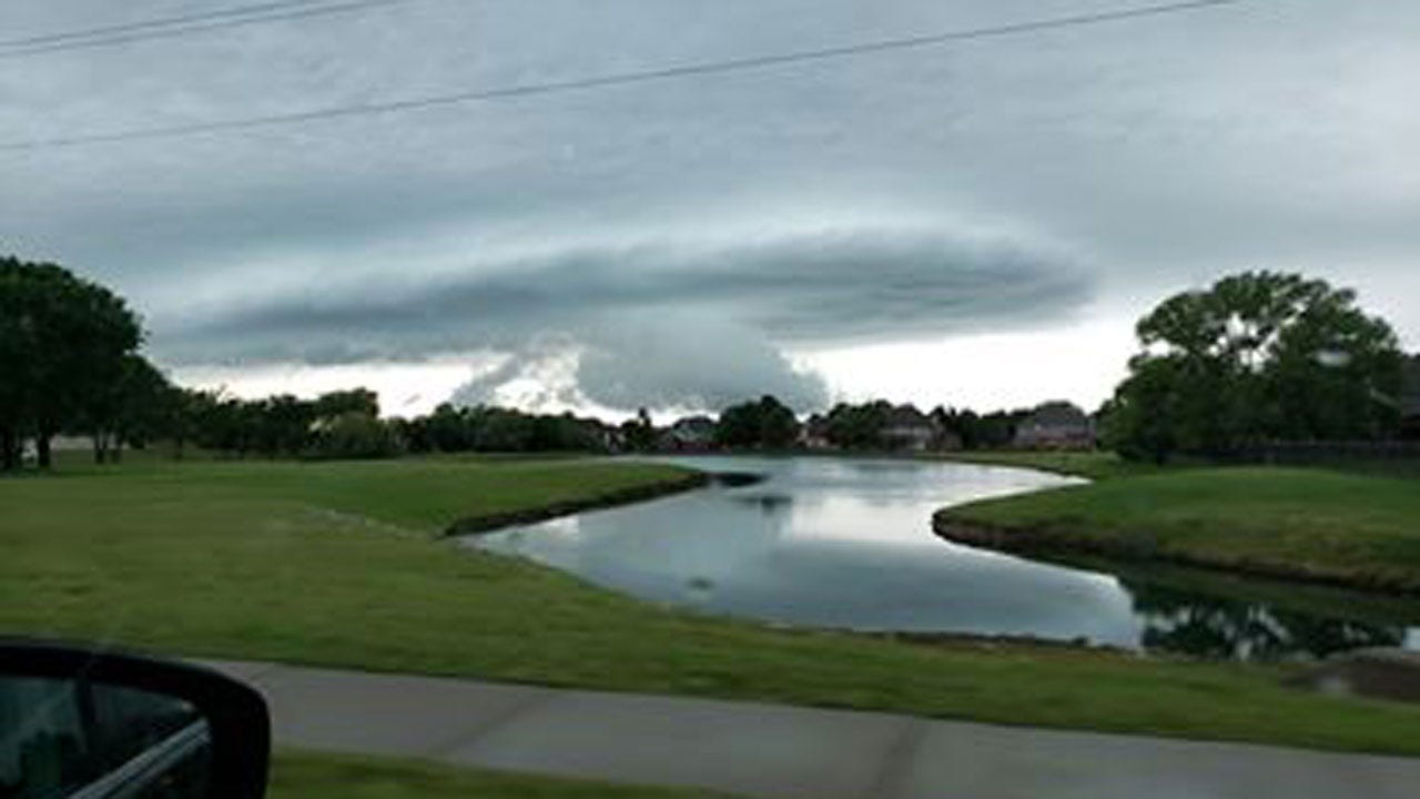LOOK: Viewer Photos Of Storms Across Oklahoma