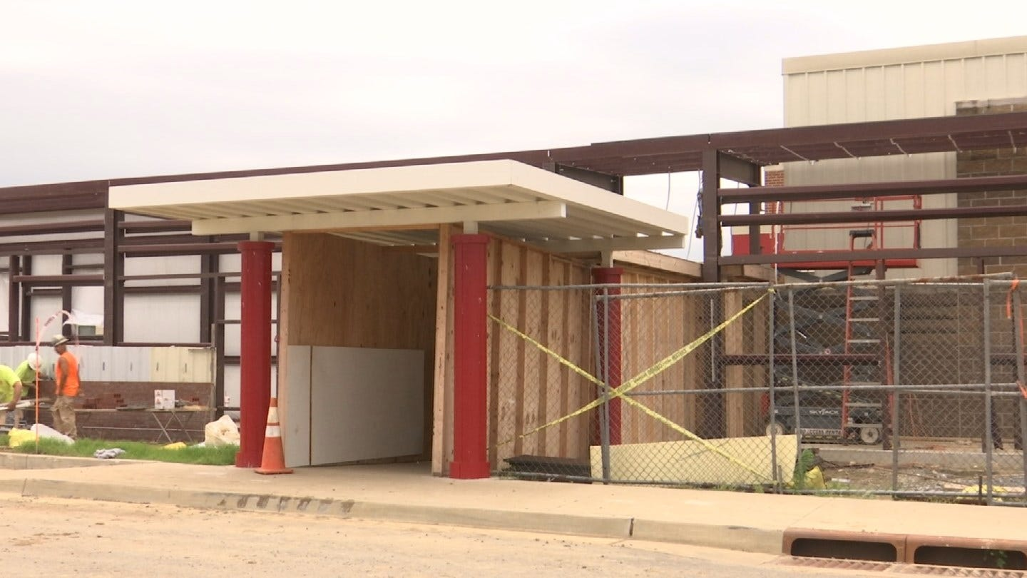 Muskogee Emergency Management Responds To Concerns Over Storm Shelters