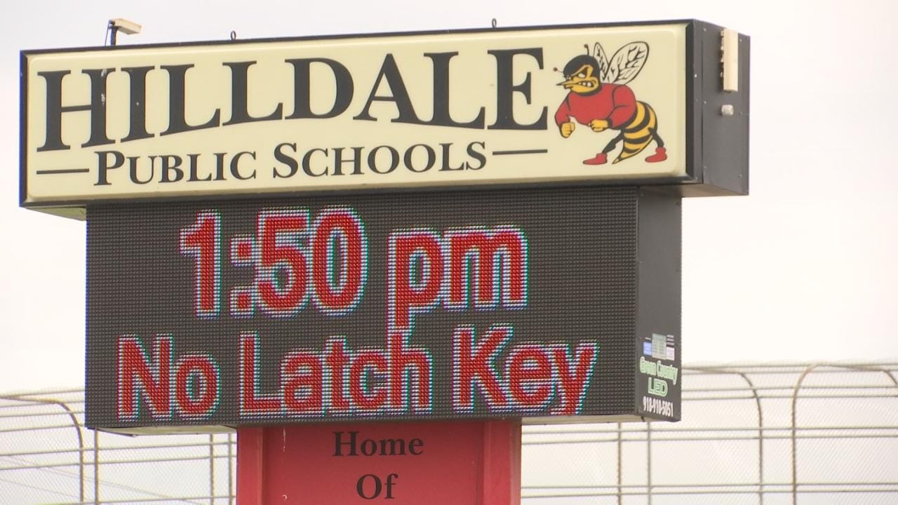 Muskogee Police Investigate Threats Made Towards Hilldale Middle School