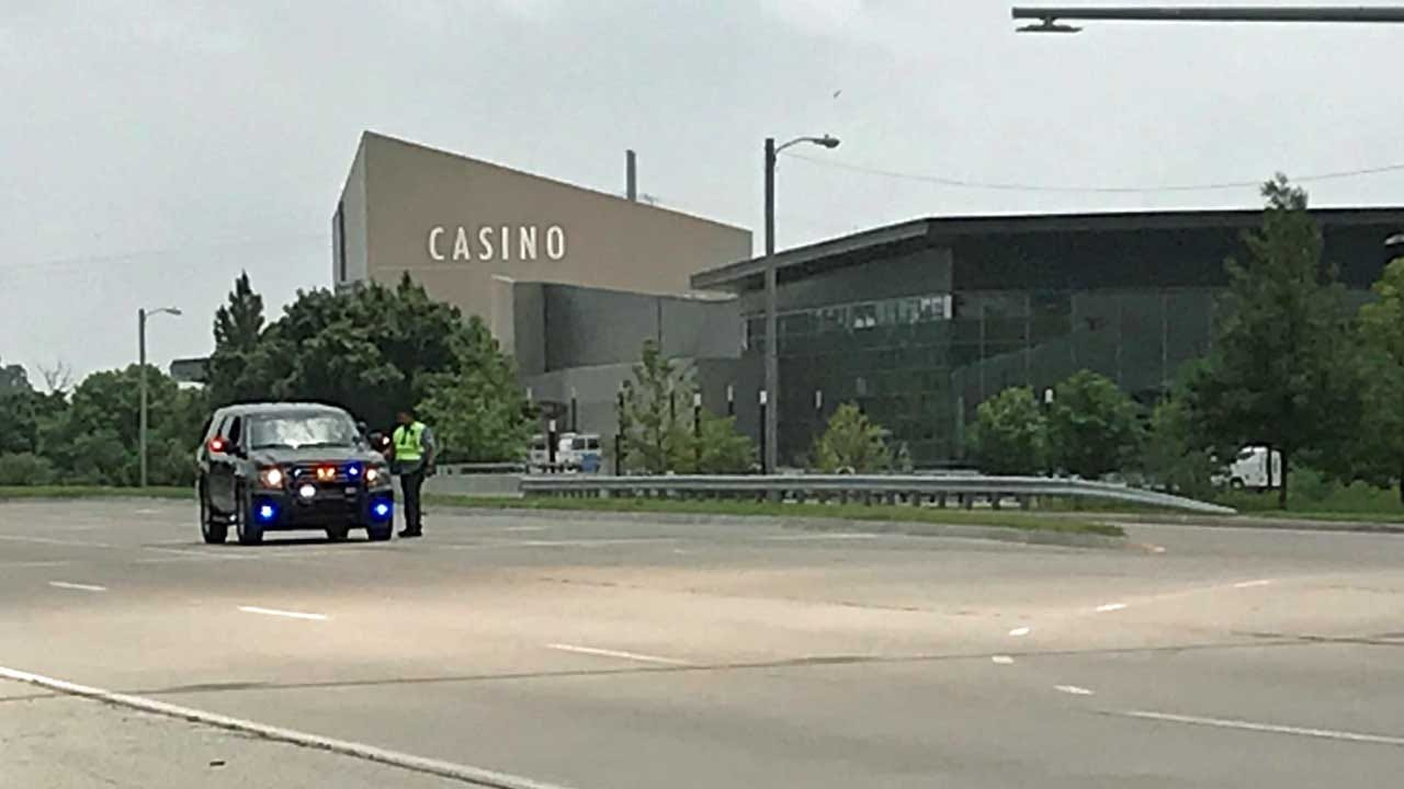 River Spirit Casino Resort To Close Wednesday For Flooding Concerns