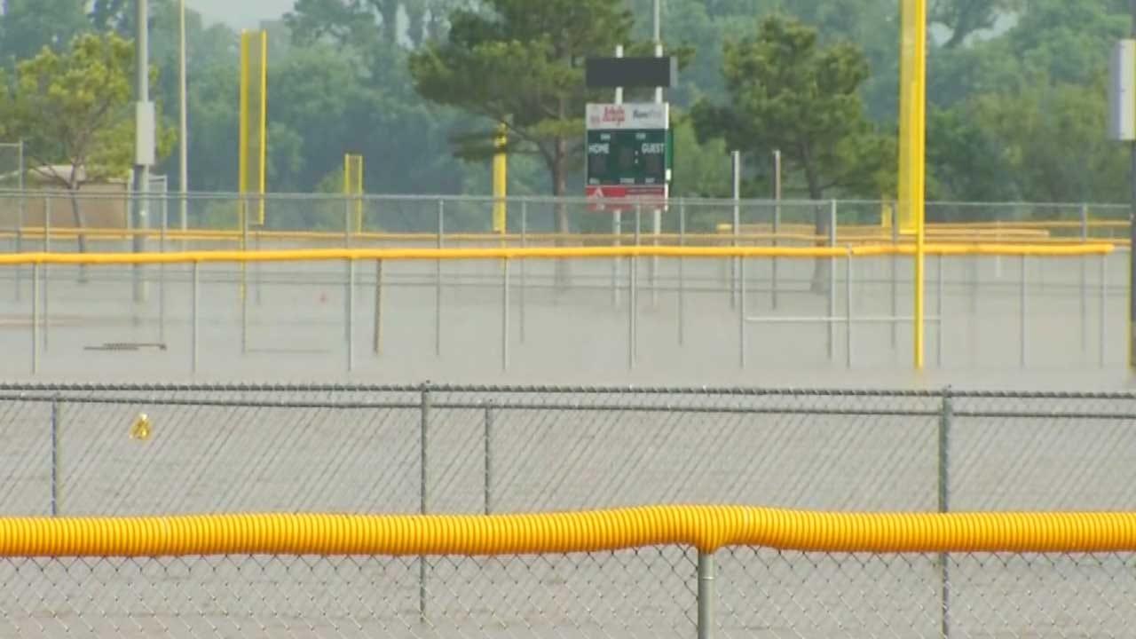 Broken Arrow To Repair Baseball Field By Next Season