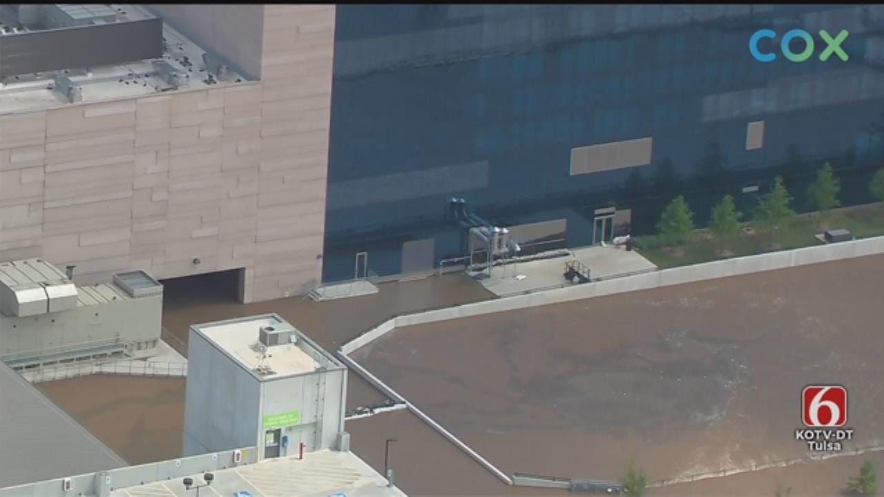 River Spirit Casino To Be Closed At Least One Week Due To Flooding
